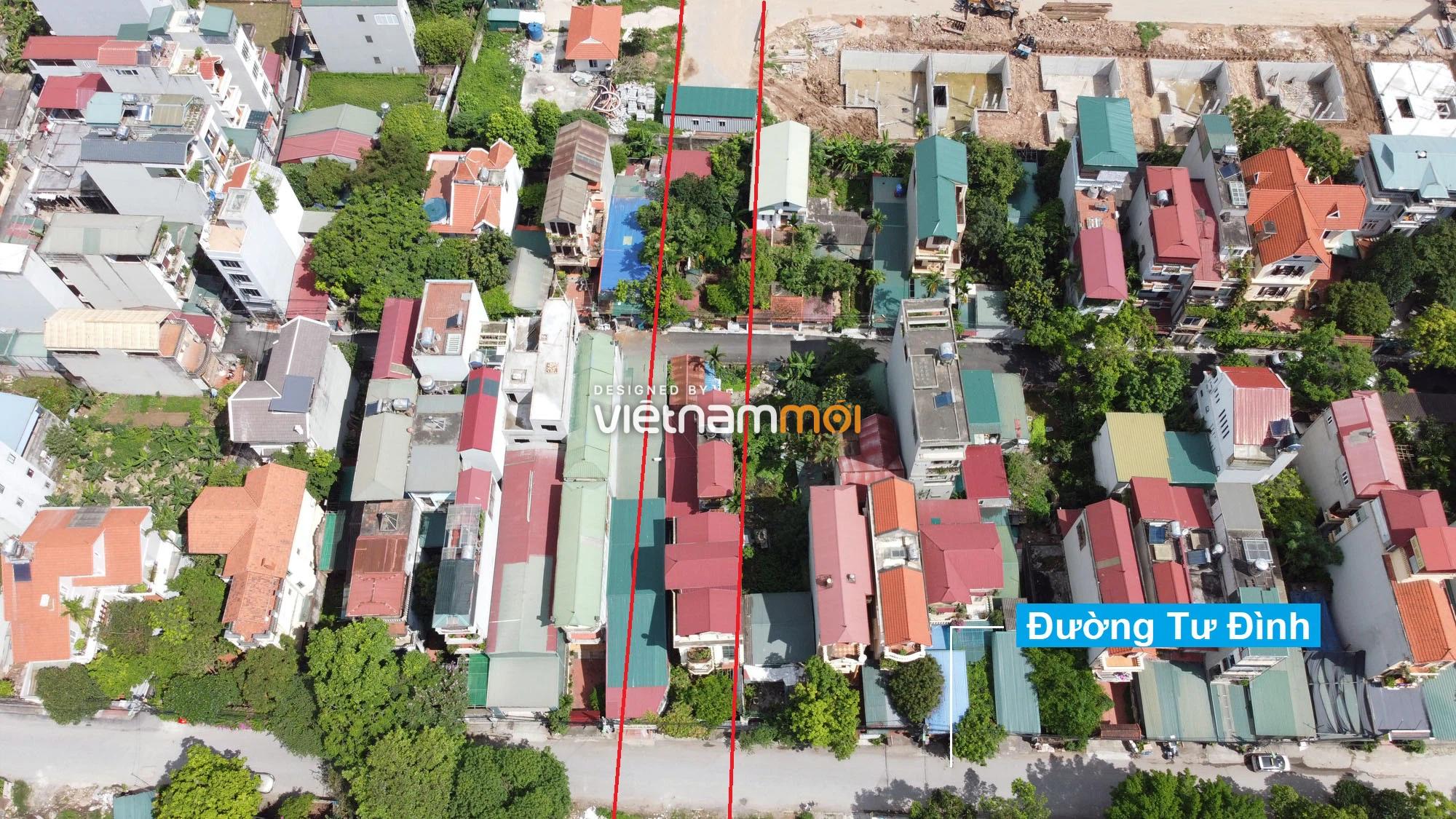 Đường sẽ mở theo quy hoạch ở phường Long Biên, Long Biên, Hà Nội (phần 2) - Ảnh 3.