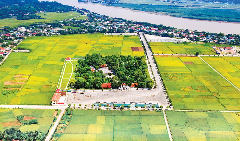 Phú Thọ tìm chủ cho khu đô thị nghỉ dưỡng hơn 361 ha  - Ảnh 1.