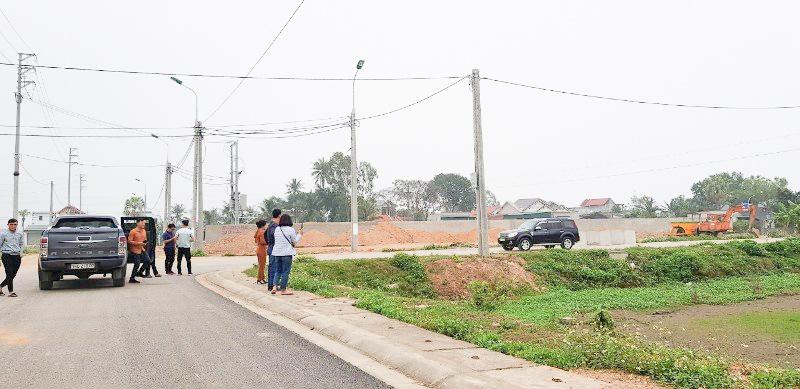 Siêu dự án đổ bộ, giá đất nhiều nơi tại Thanh Hóa tăng gấp ba - Ảnh 2.