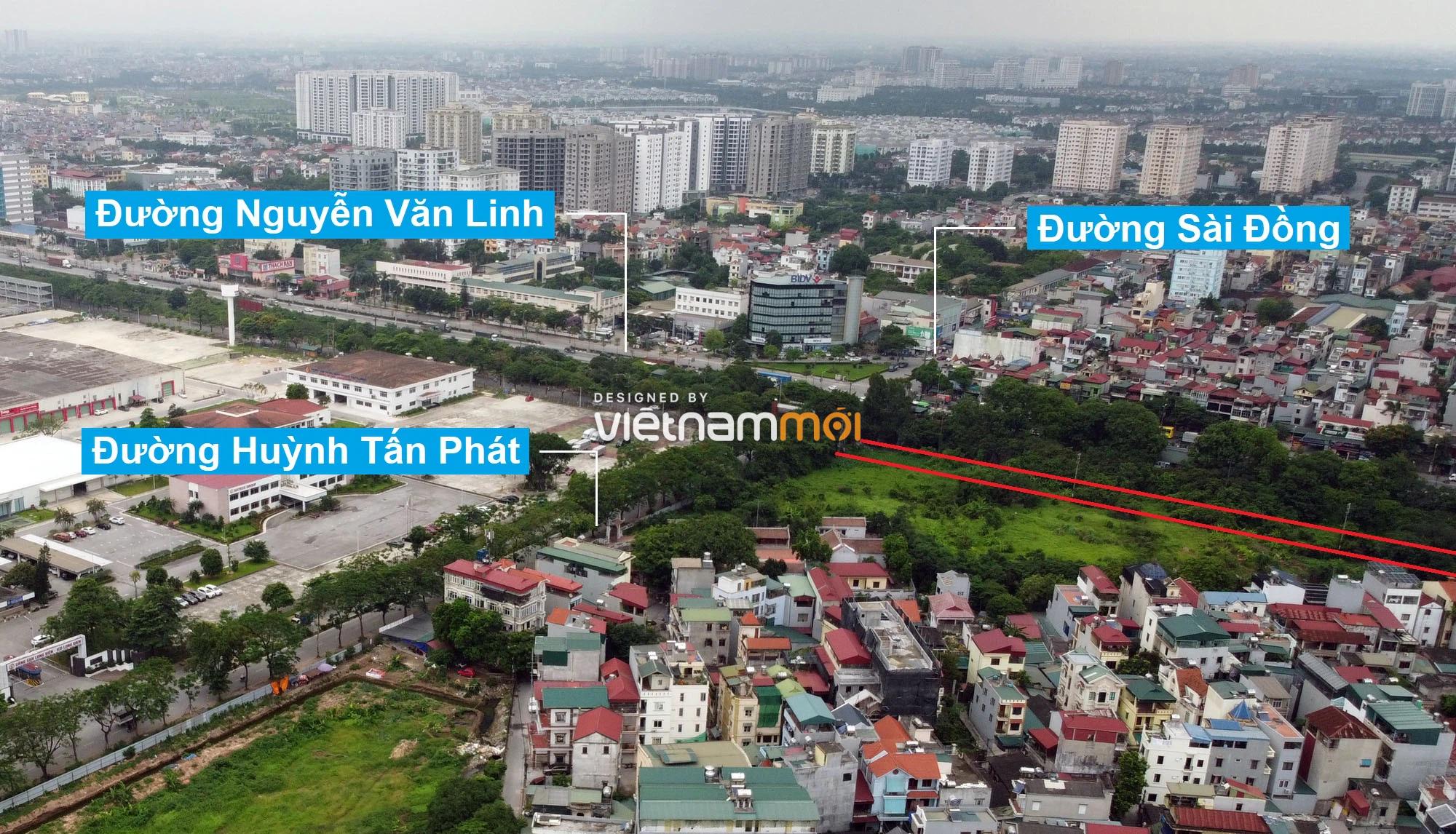Đường sẽ mở theo quy hoạch ở phường Thạch Bàn, Long Biên, Hà Nội (phần 2) - Ảnh 2.