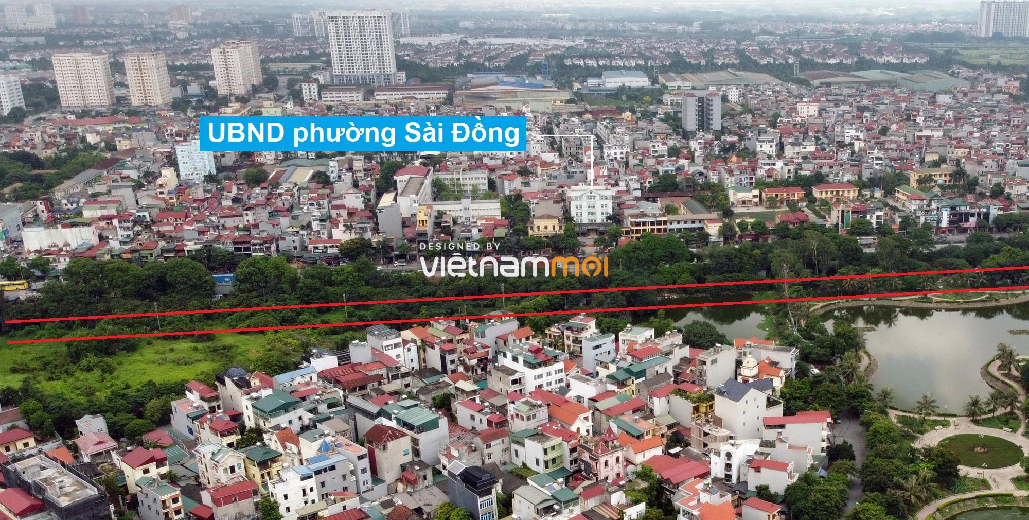 Đường sẽ mở theo quy hoạch ở phường Thạch Bàn, Long Biên, Hà Nội (phần 2) - Ảnh 3.