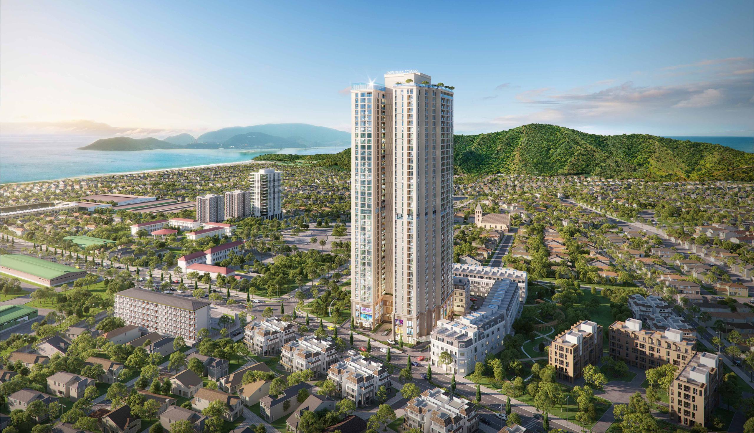 Khánh Hòa: Thêm dự án căn hộ thương mại được khởi công  - Ảnh 2.