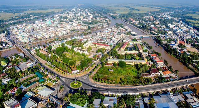 Bảng giá đất Đồng Tháp giai đoạn 2021-2024 - Ảnh 2.