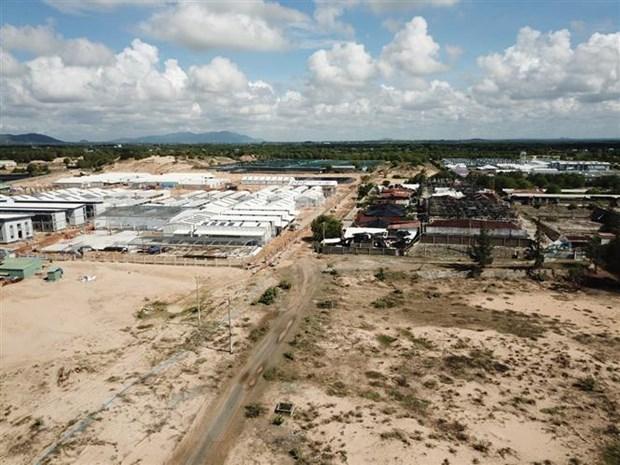 Bà Rịa - Vũng Tàu điều chỉnh quy hoạch dự án có đất bị bỏ hoang  - Ảnh 1.