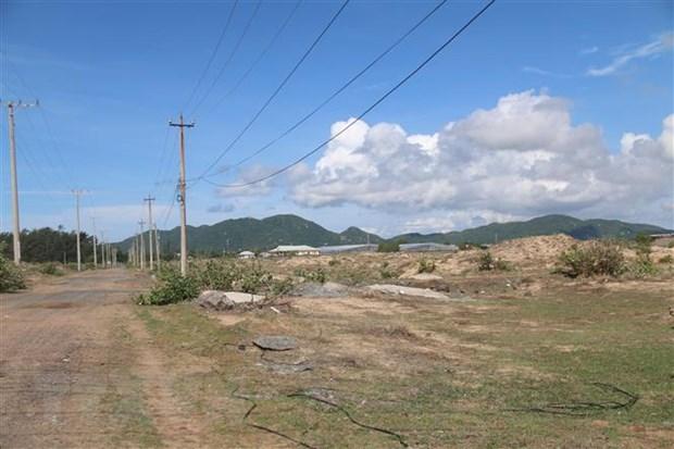 Bà Rịa - Vũng Tàu điều chỉnh quy hoạch dự án có đất bị bỏ hoang  - Ảnh 2.