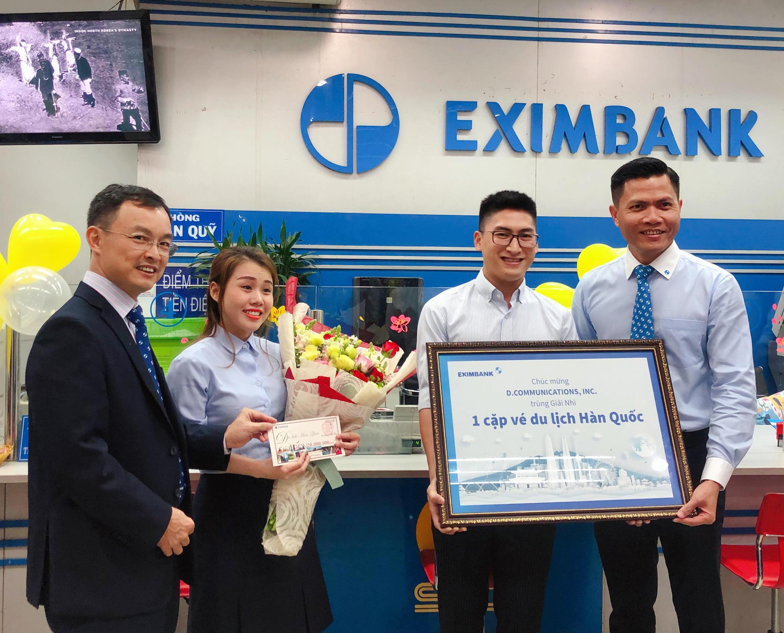 Sếp Eximbank muốn bán sạch cổ phiếu EIB sau 4 phiên tăng mạnh - Ảnh 1.