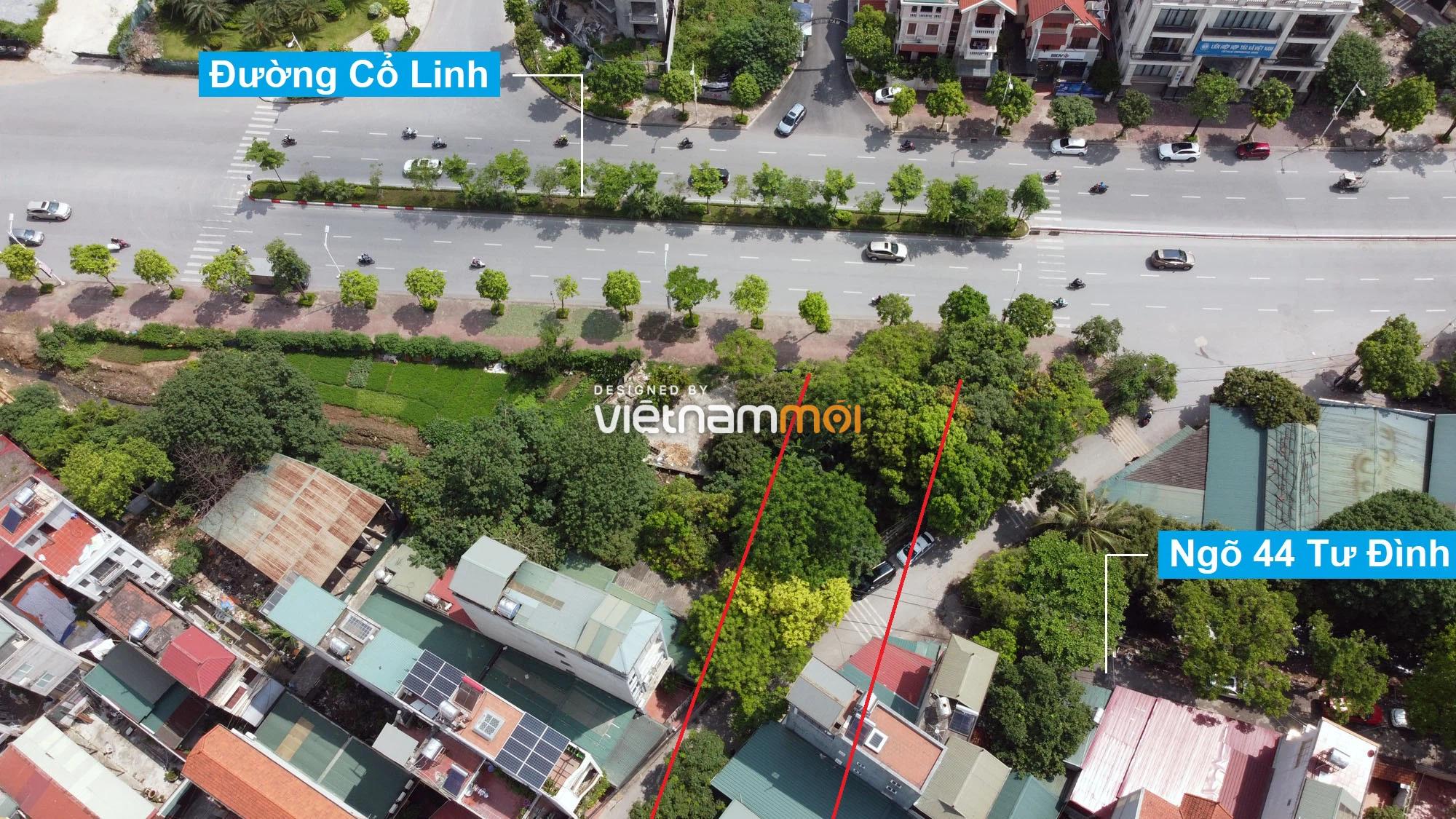 Đường sẽ mở theo quy hoạch ở phường Long Biên, Long Biên, Hà Nội (phần 3) - Ảnh 4.