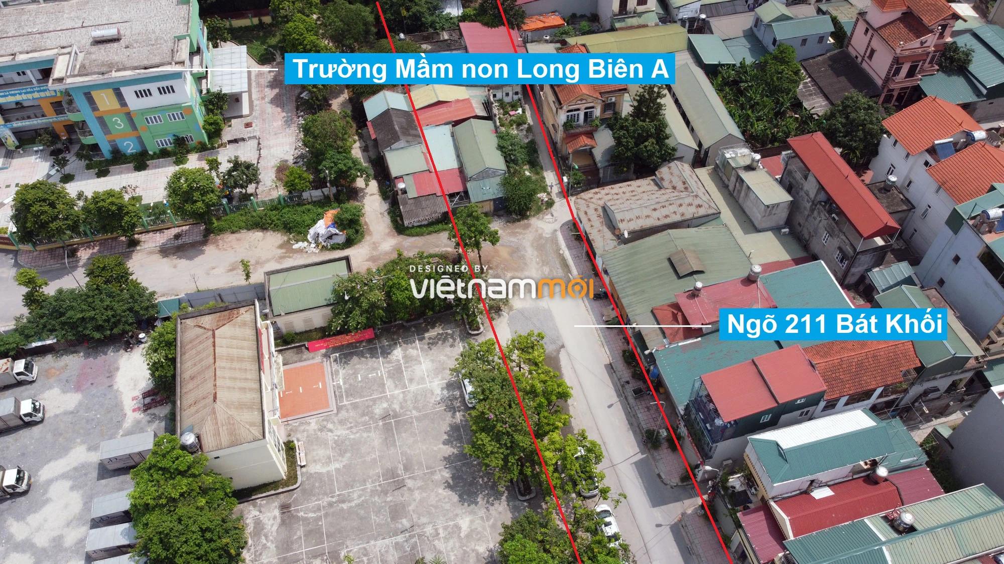 Đường sẽ mở theo quy hoạch ở phường Long Biên, Long Biên, Hà Nội (phần 3) - Ảnh 7.