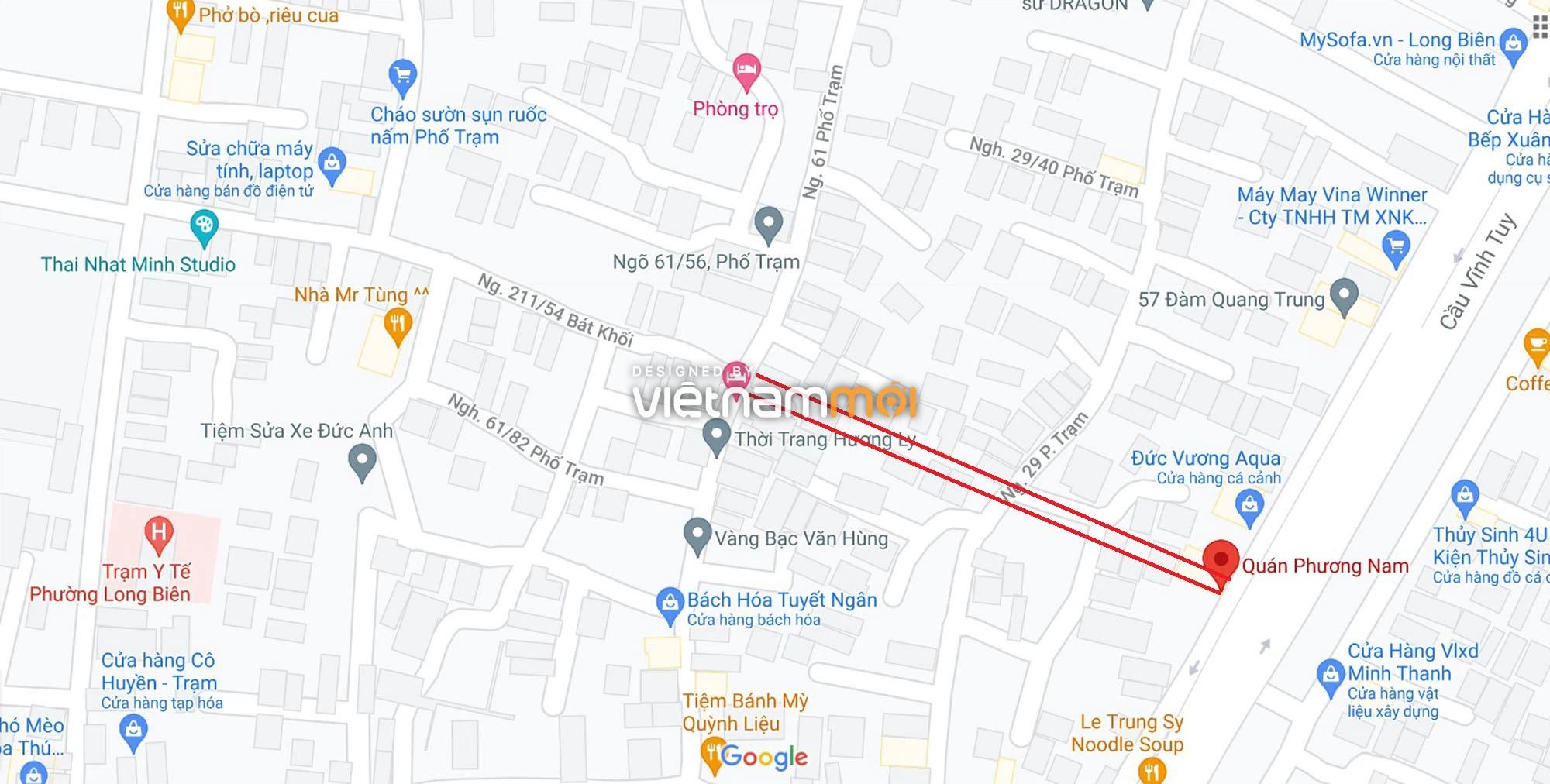 Đường sẽ mở theo quy hoạch ở phường Long Biên, Long Biên, Hà Nội (phần 3) - Ảnh 9.