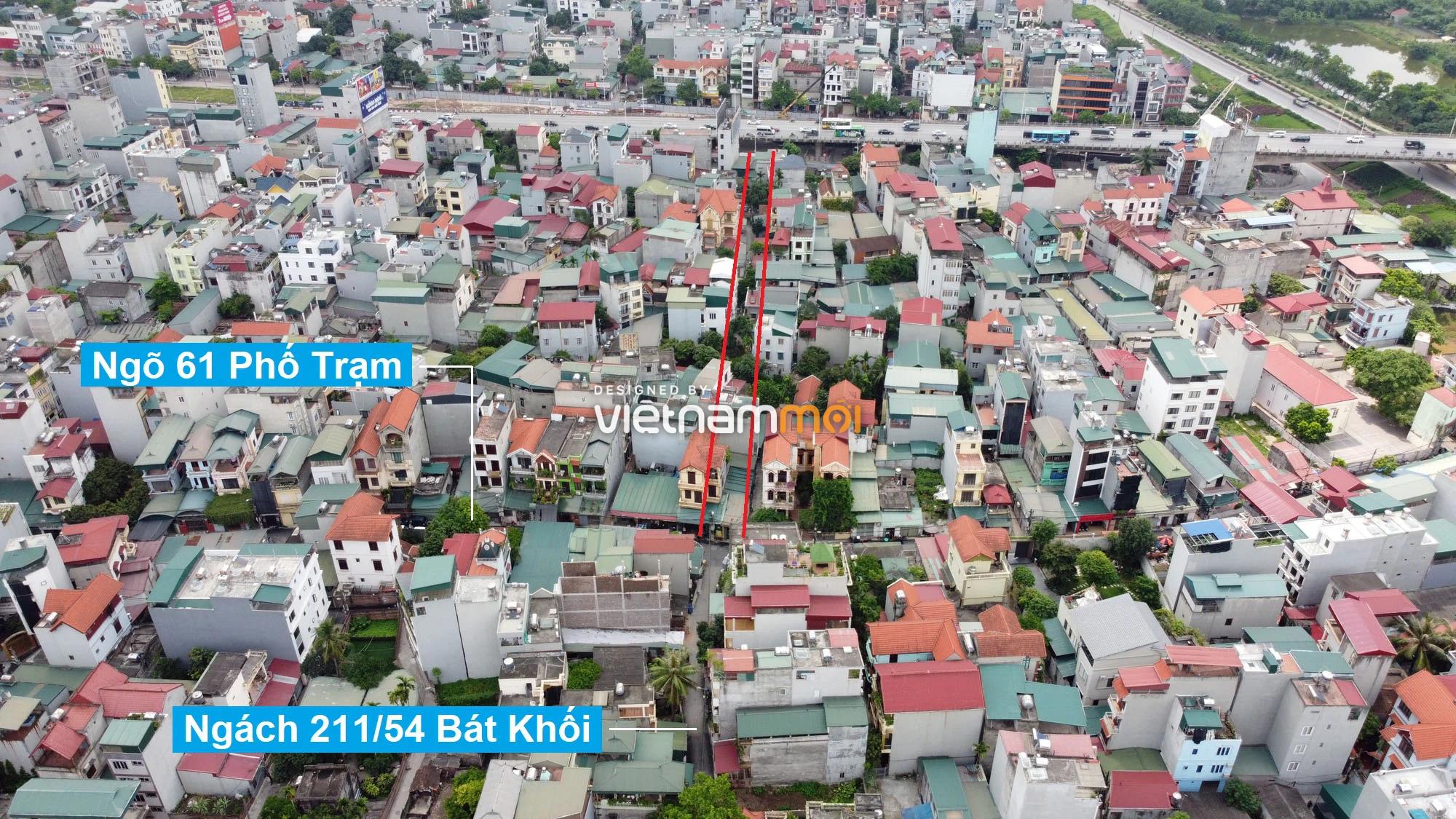 Đường sẽ mở theo quy hoạch ở phường Long Biên, Long Biên, Hà Nội (phần 3) - Ảnh 11.