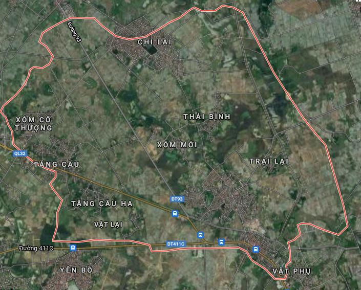 Đất dính quy hoạch ở xã Đồng Thái, Ba Vì, Hà Nội - Ảnh 3.