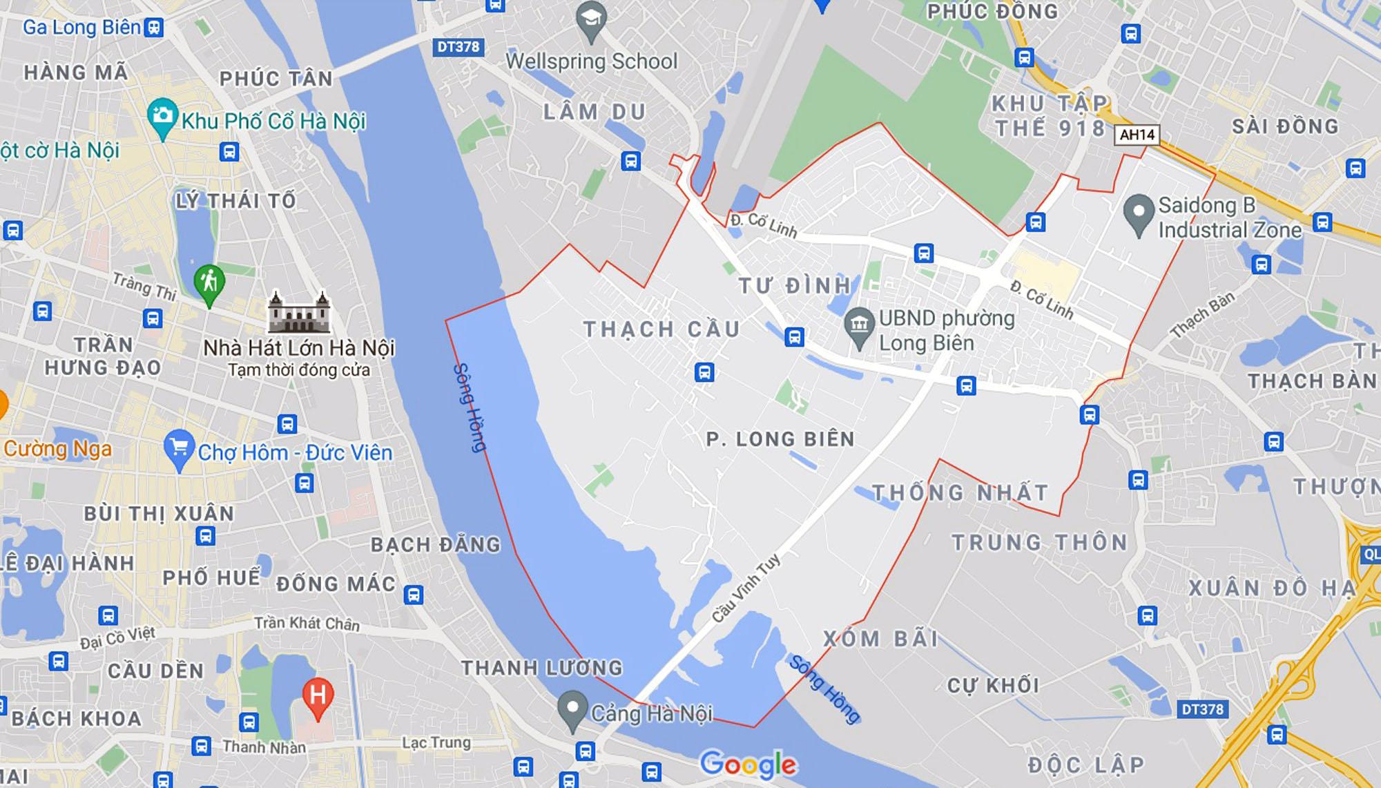 Đường sẽ mở theo quy hoạch ở phường Long Biên, Long Biên, Hà Nội (phần 3) - Ảnh 1.