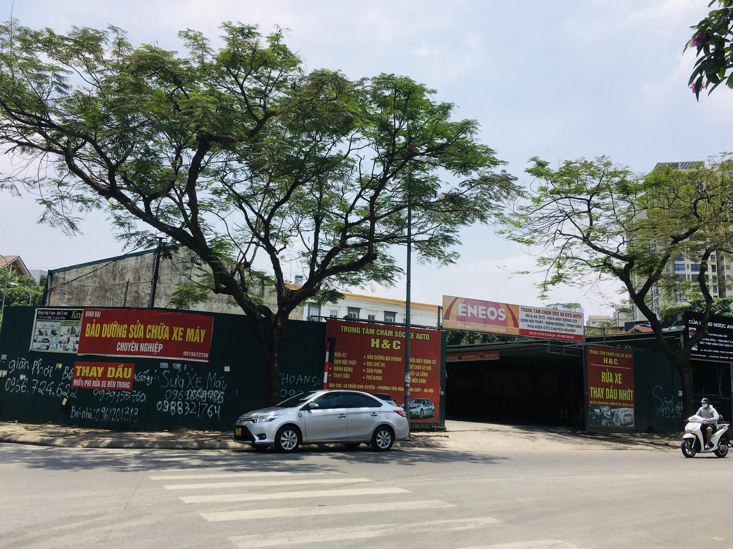 Những khu đất dính quy hoạch ở phường Yên Hòa, Cầu Giấy, Hà Nội (phần 2)  - Ảnh 21.