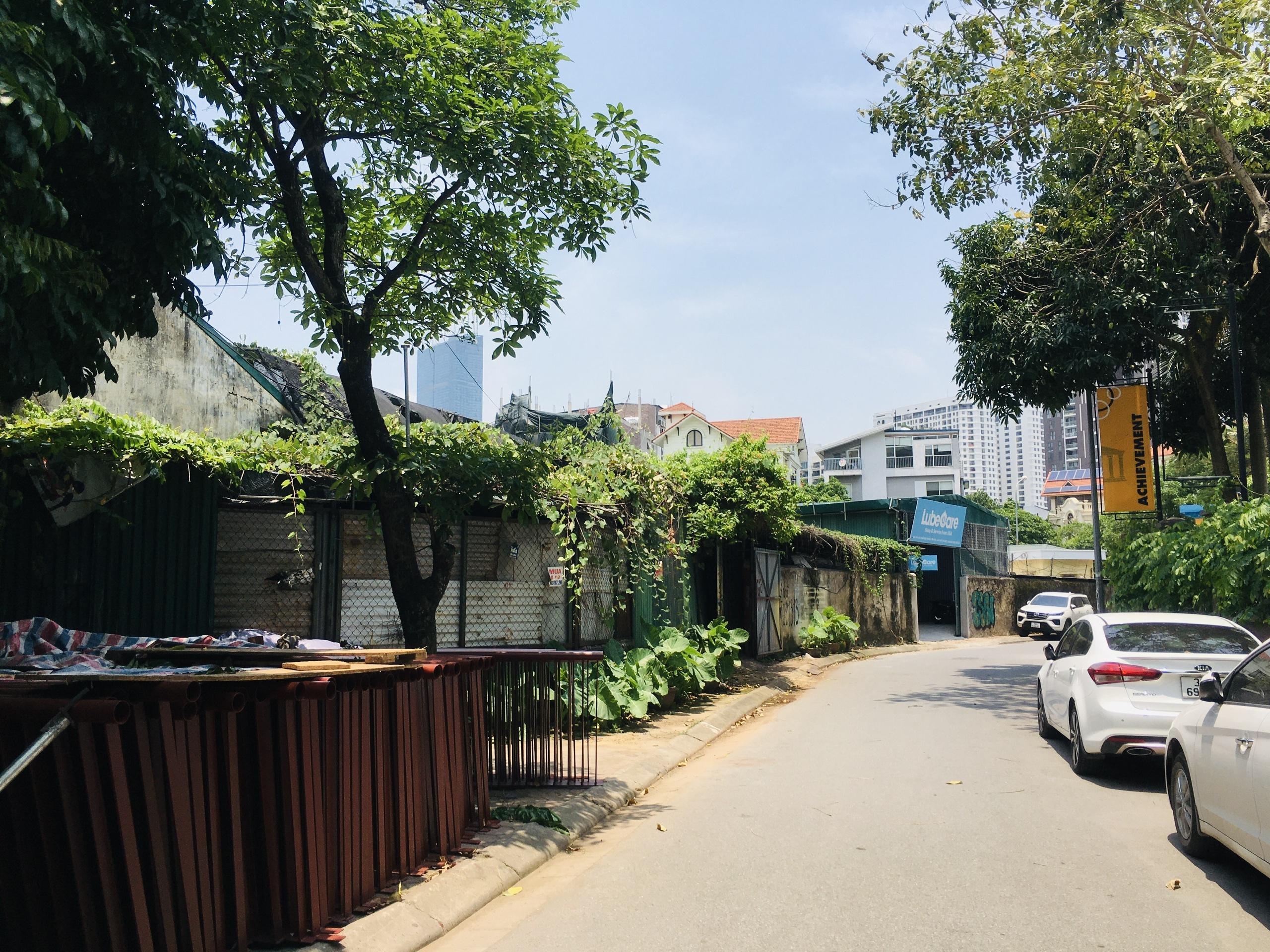 Những khu đất dính quy hoạch ở phường Yên Hòa, Cầu Giấy, Hà Nội (phần 2)  - Ảnh 23.