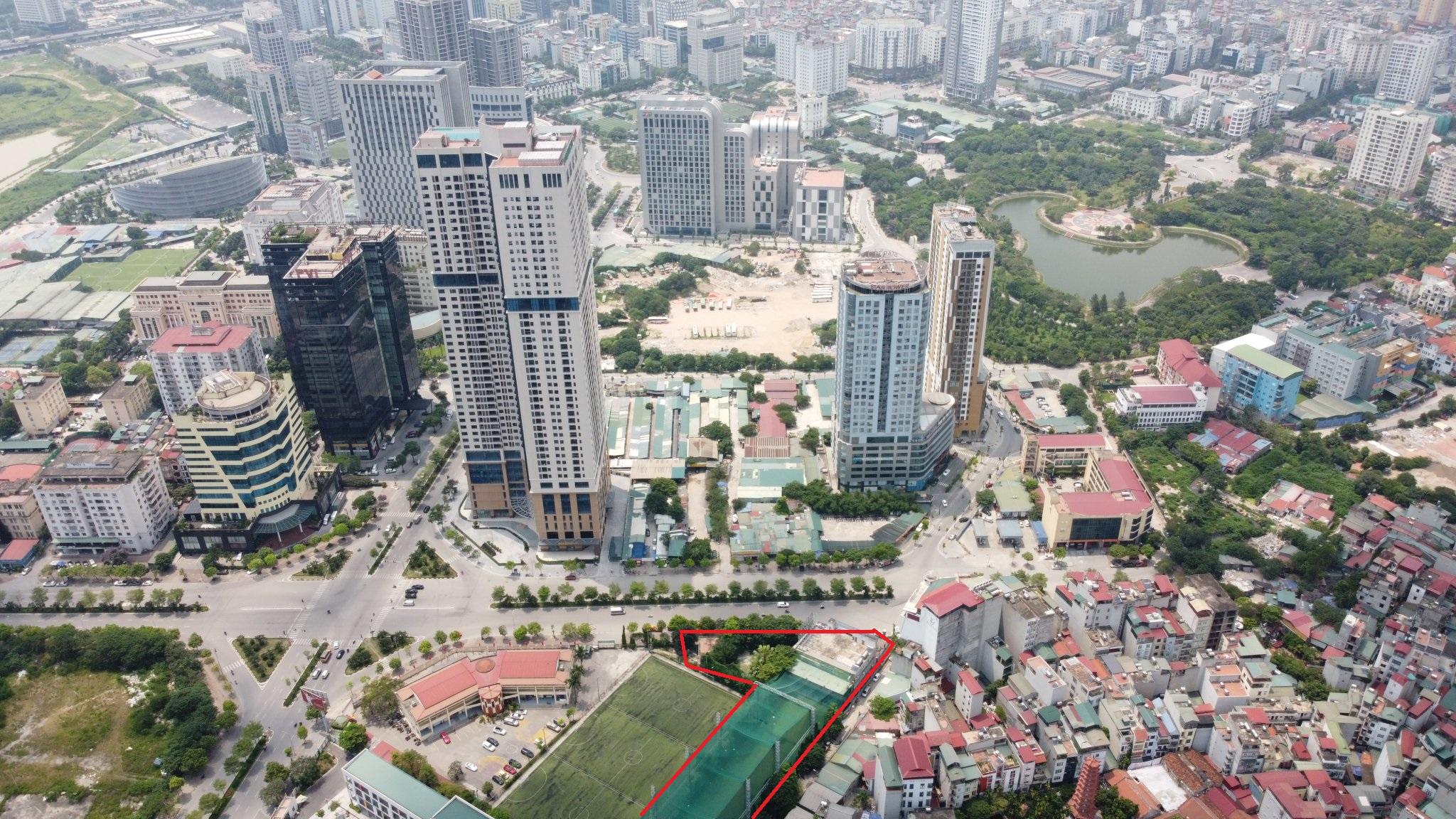 Những khu đất dính quy hoạch ở phường Yên Hòa, Cầu Giấy, Hà Nội (phần 2)  - Ảnh 4.
