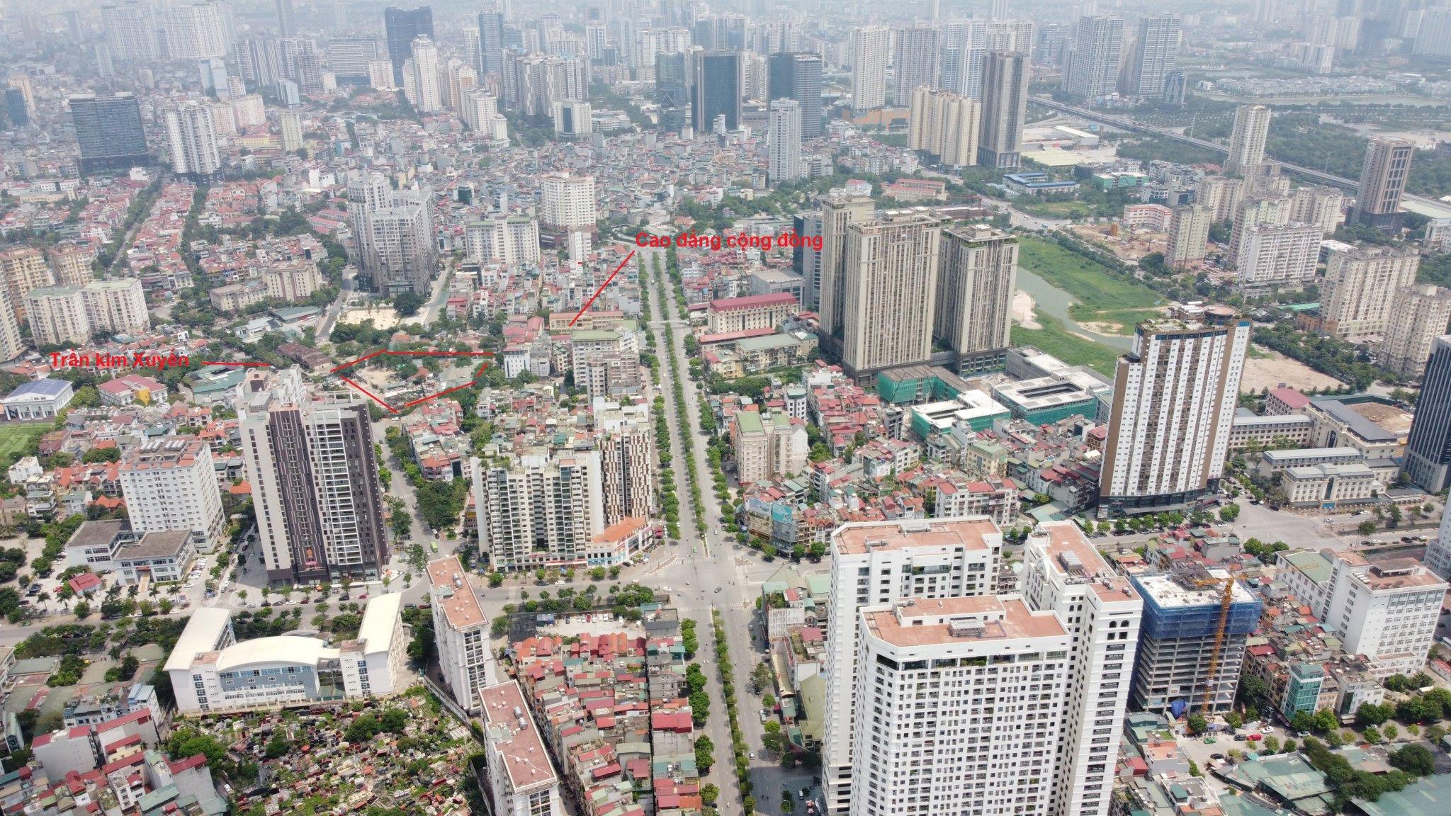 Những khu đất dính quy hoạch ở phường Yên Hòa, Cầu Giấy, Hà Nội (phần 2)  - Ảnh 10.