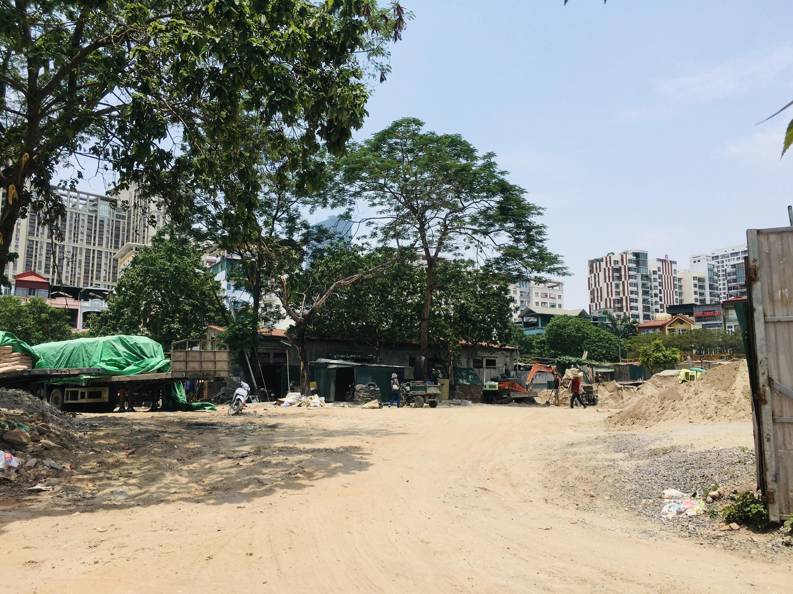 Những khu đất dính quy hoạch ở phường Yên Hòa, Cầu Giấy, Hà Nội (phần 2)  - Ảnh 11.