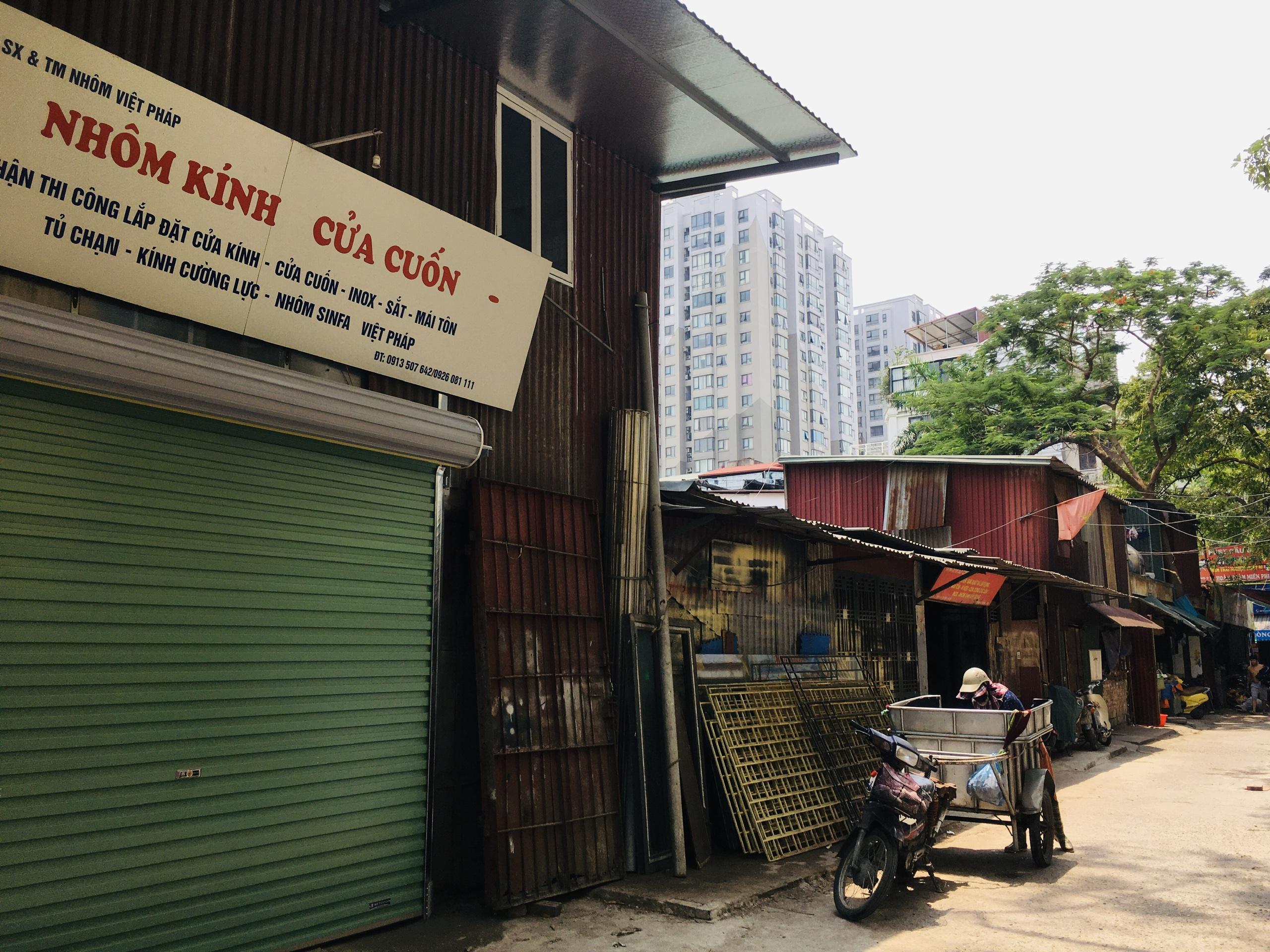 Những khu đất dính quy hoạch ở phường Yên Hòa, Cầu Giấy, Hà Nội (phần 2)  - Ảnh 15.
