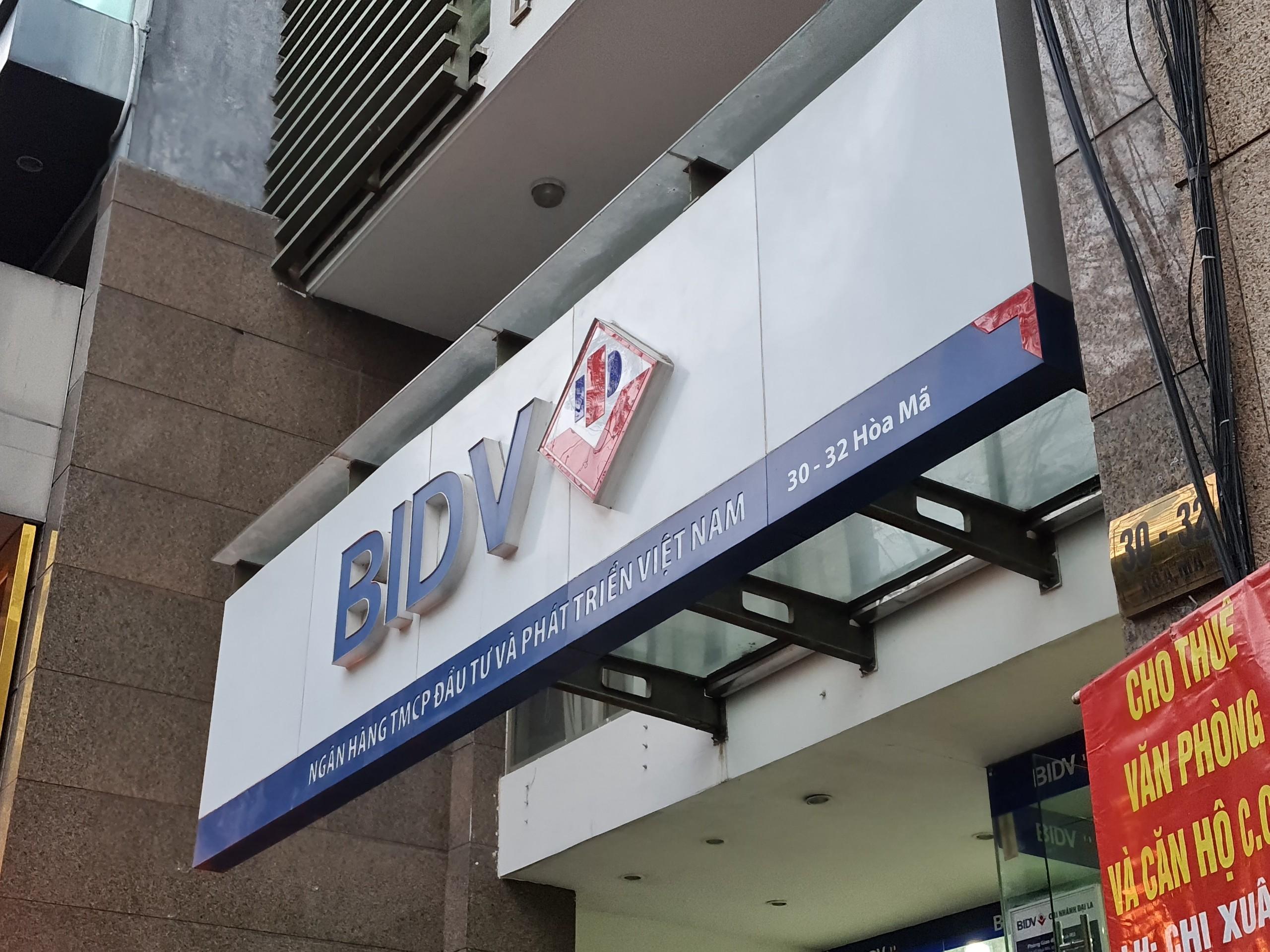Lợi nhuận quý I/2021 BIDV tăng hơn 82% - Ảnh 1.