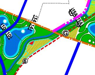 Bản đồ quy hoạch giao thông xã La Phù, Hoài Đức, Hà Nội - Ảnh 3.