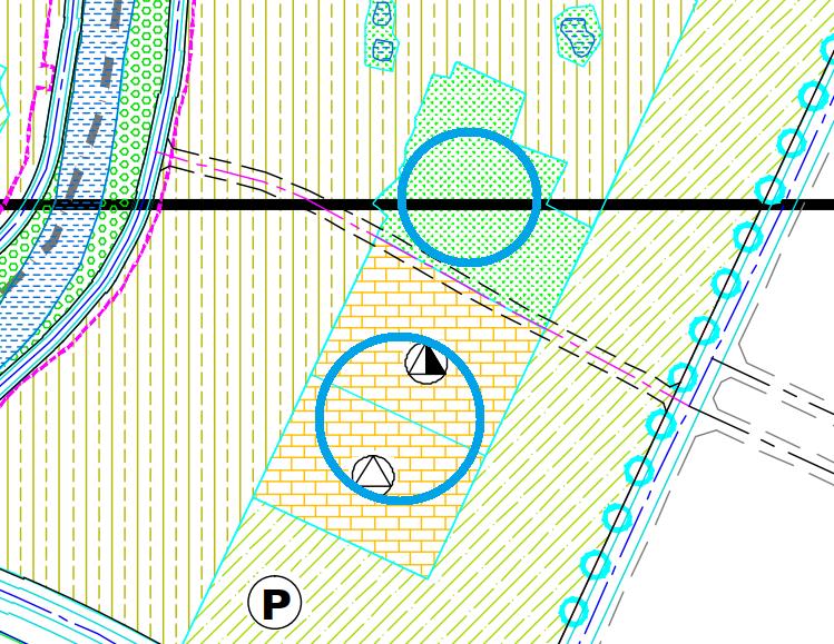 Đất dính quy hoạch ở xã Tả Thanh Oai, Thanh Trì, Hà Nội - Ảnh 1.