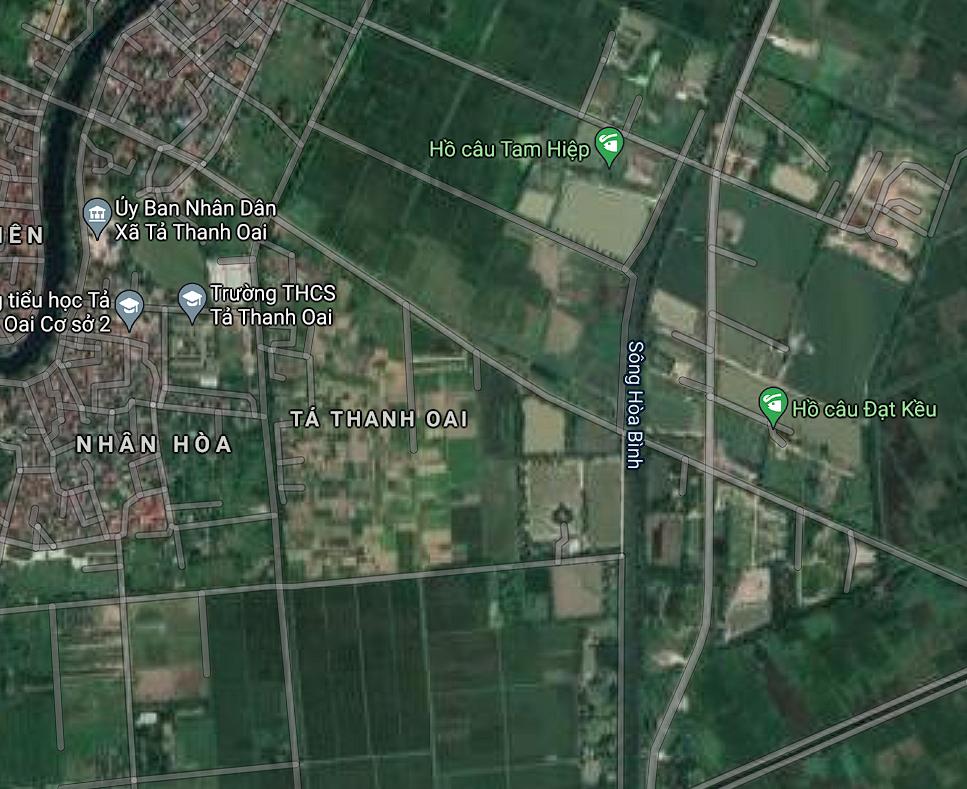 Đường sẽ mở ở xã Tả Thanh Oai, Thanh Trì, Hà Nội - Ảnh 2.