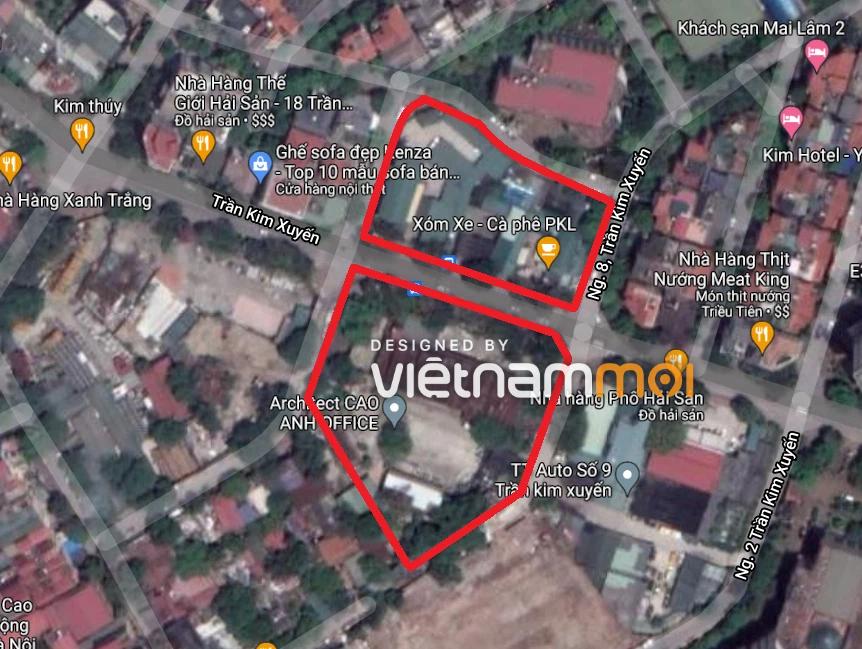 Những khu đất dính quy hoạch ở phường Yên Hòa, Cầu Giấy, Hà Nội (phần 2)  - Ảnh 9.