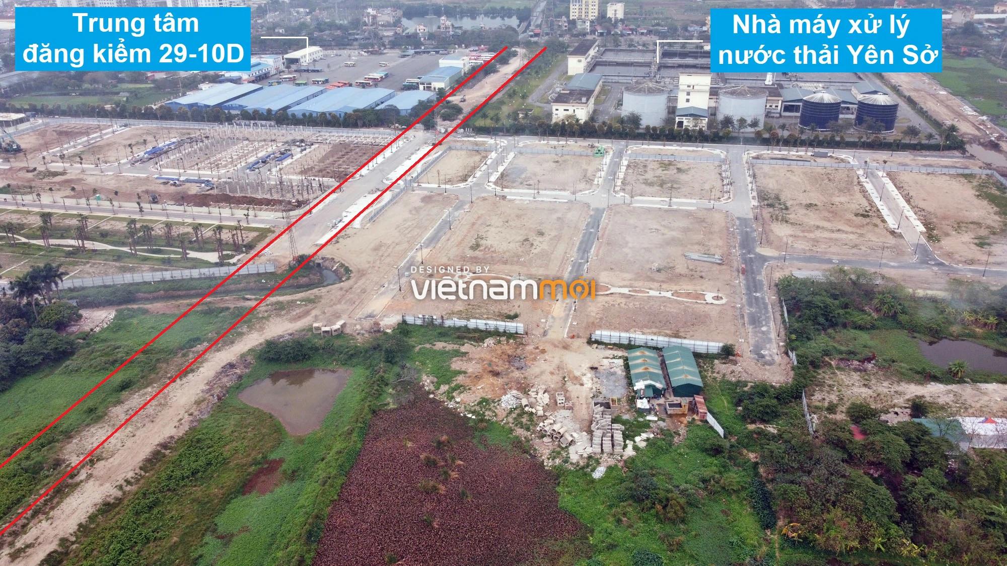 Đường sẽ mở theo quy hoạch ở phường Thịnh Liệt, Hoàng Mai, Hà Nội (phần 4) - Ảnh 2.