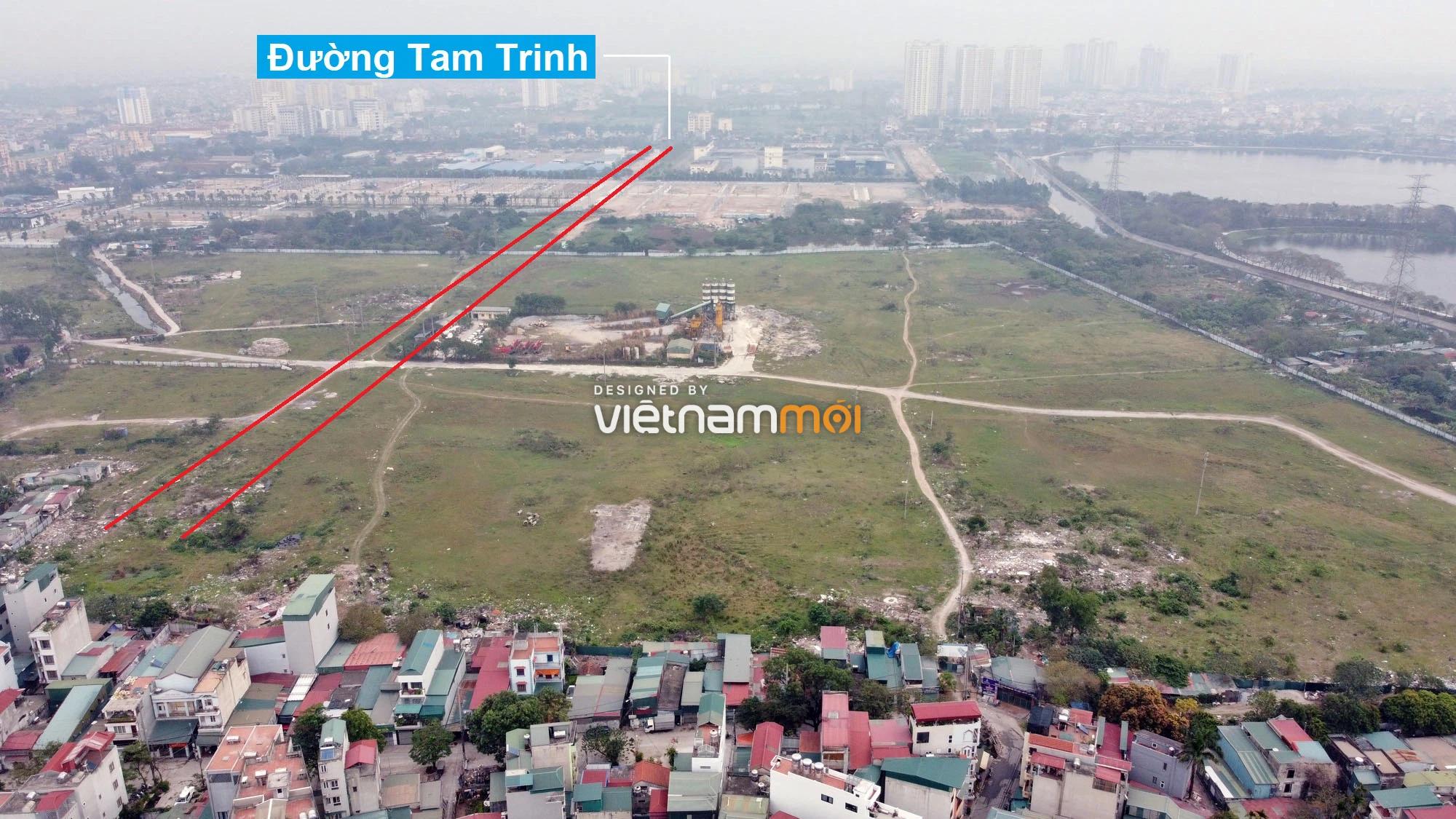 Đường sẽ mở theo quy hoạch ở phường Thịnh Liệt, Hoàng Mai, Hà Nội (phần 4) - Ảnh 4.