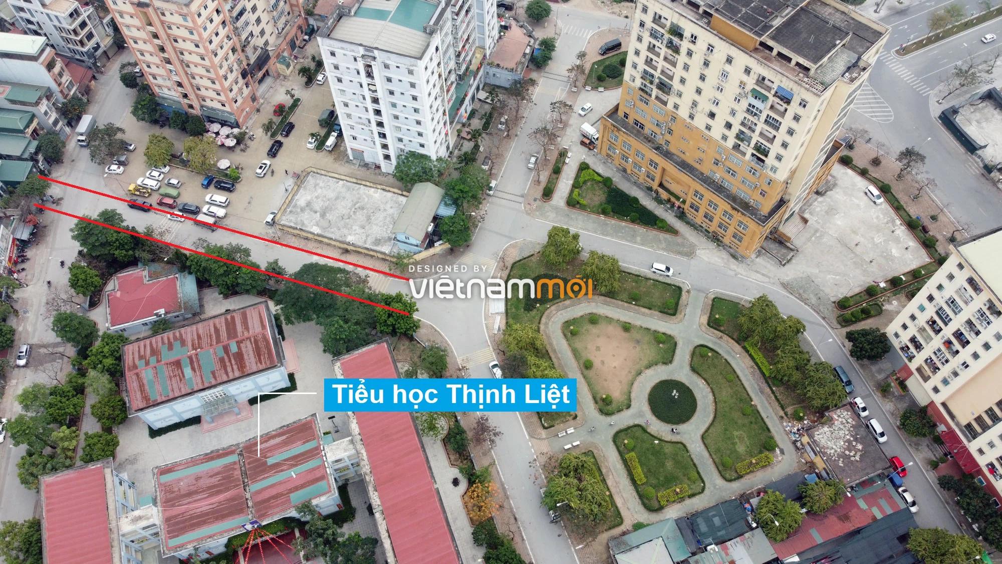 Đường sẽ mở theo quy hoạch ở phường Thịnh Liệt, Hoàng Mai, Hà Nội (phần 4) - Ảnh 11.