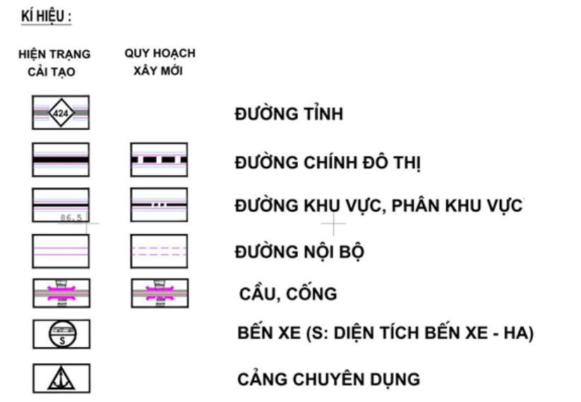 Bản đồ quy hoạch giao thông thị trấn Đại Nghĩa, Mỹ Đức, Hà Nội - Ảnh 3.