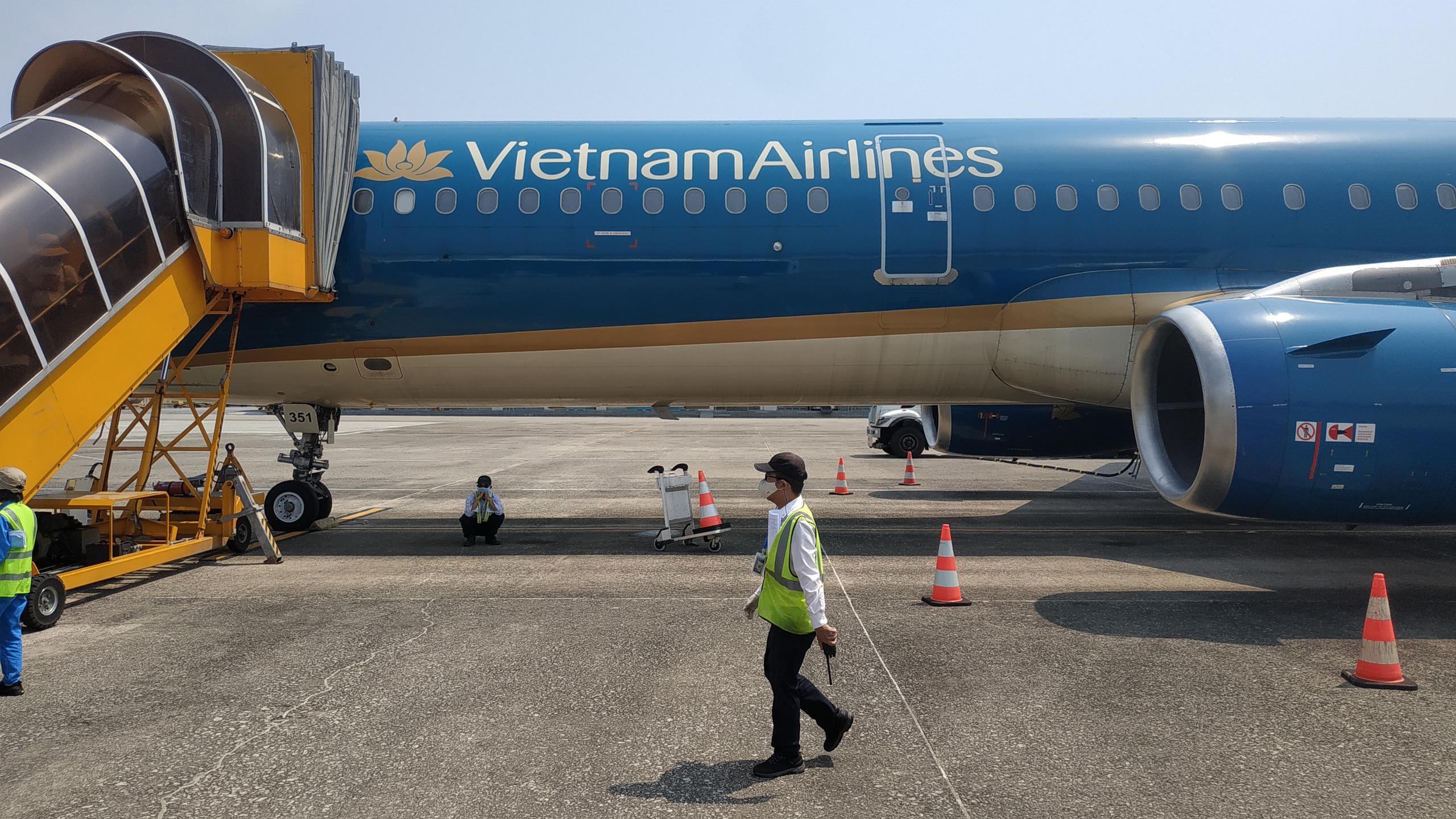 Vietnam Airlines rao bán 11 tàu bay - Ảnh 1.