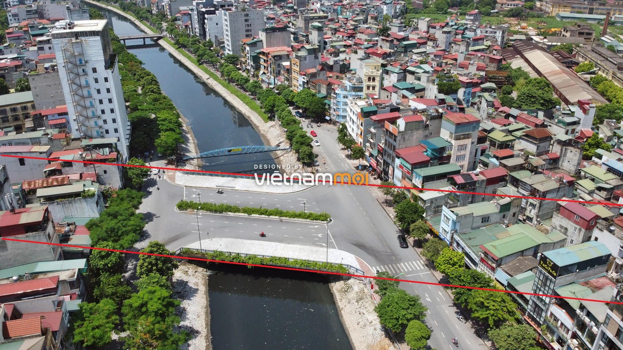 Vành đai 2,5 sẽ mở theo quy hoạch qua quận Thanh Xuân, Hà Nội - Ảnh 9.