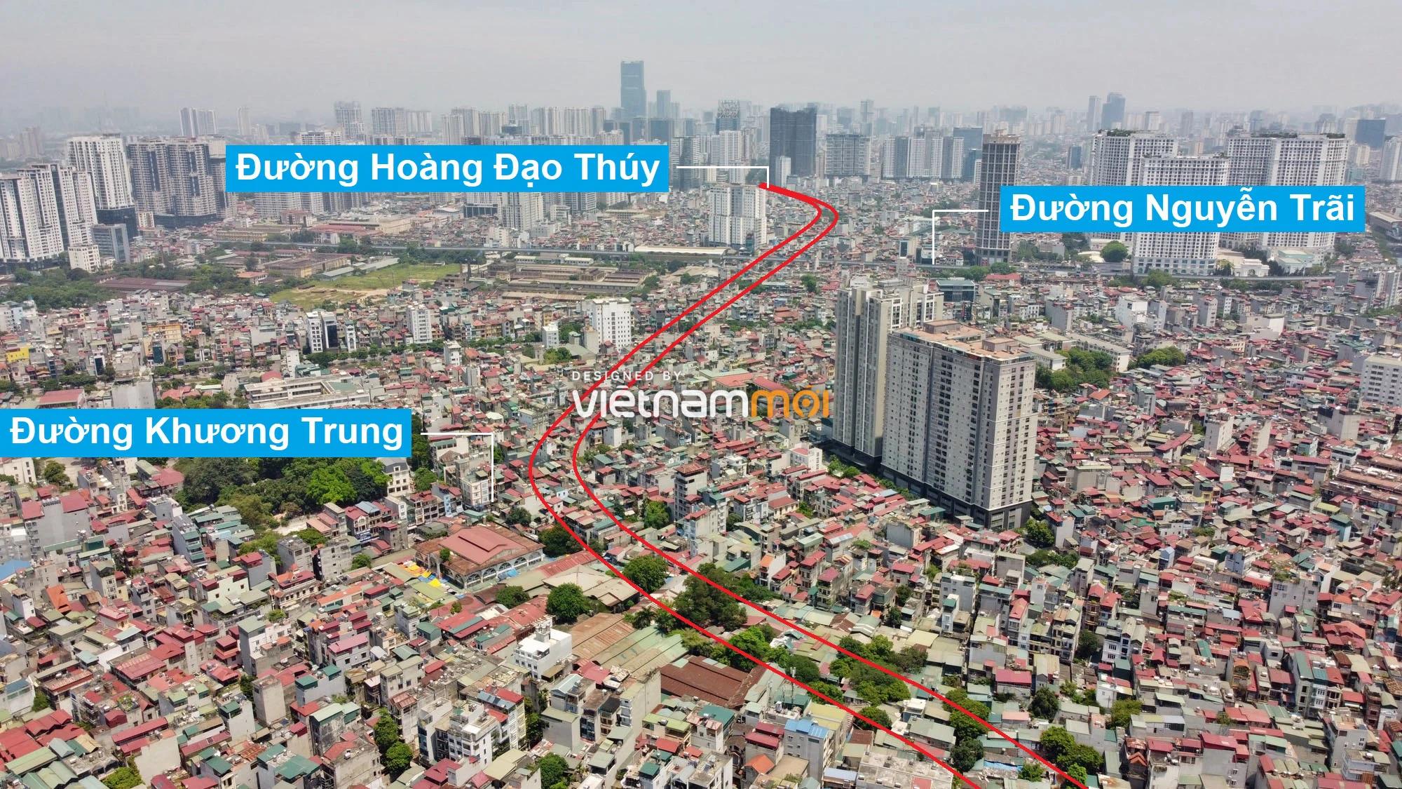 Vành đai 2,5 sẽ mở theo quy hoạch qua quận Thanh Xuân, Hà Nội - Ảnh 12.