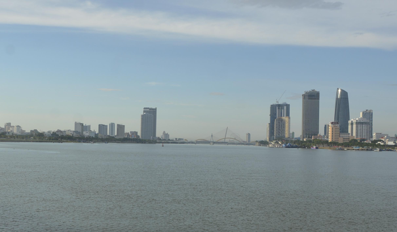 Hạ tầng ven sông Hàn Đà Nẵng hiện tại và trong tương lai - Ảnh 9.