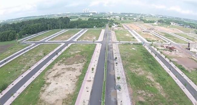 Đại gia bất động sản Vũng Tàu lãi lớn với đất nền Phú Mỹ - Ảnh 1.