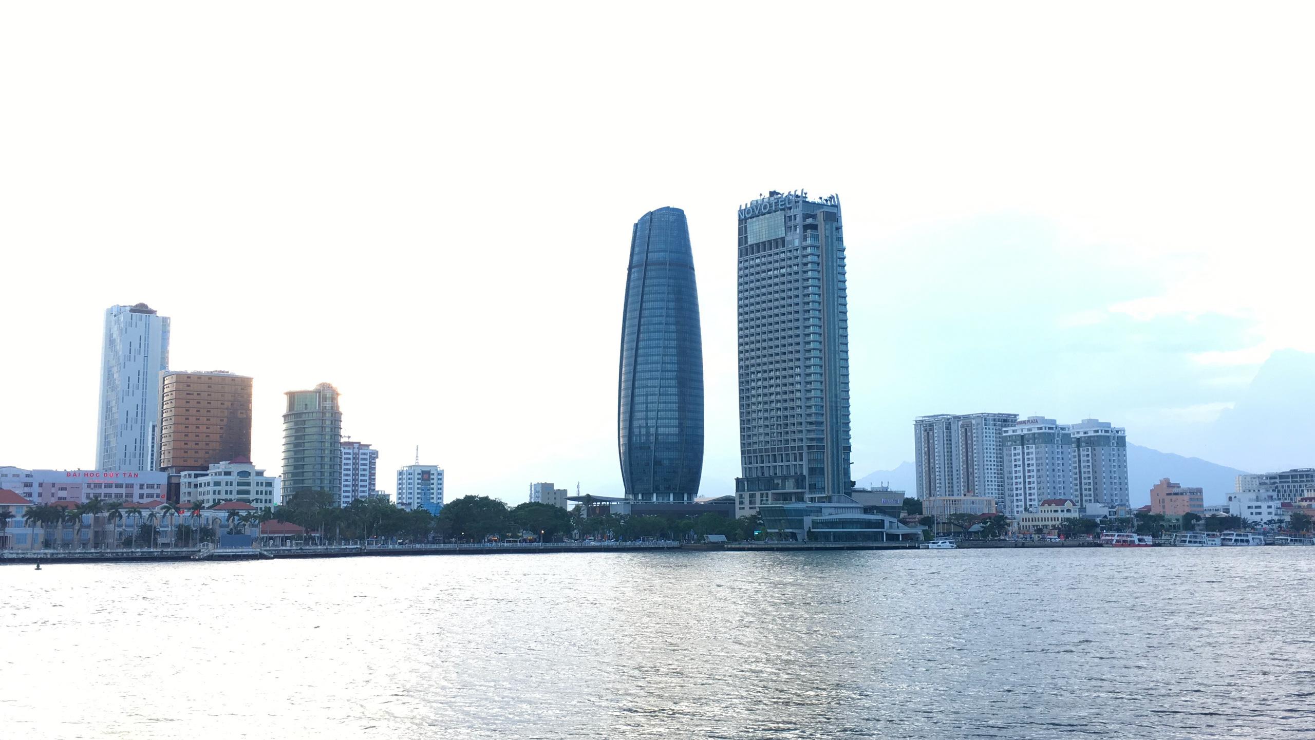 Hạ tầng ven sông Hàn Đà Nẵng hiện tại và trong tương lai - Ảnh 5.