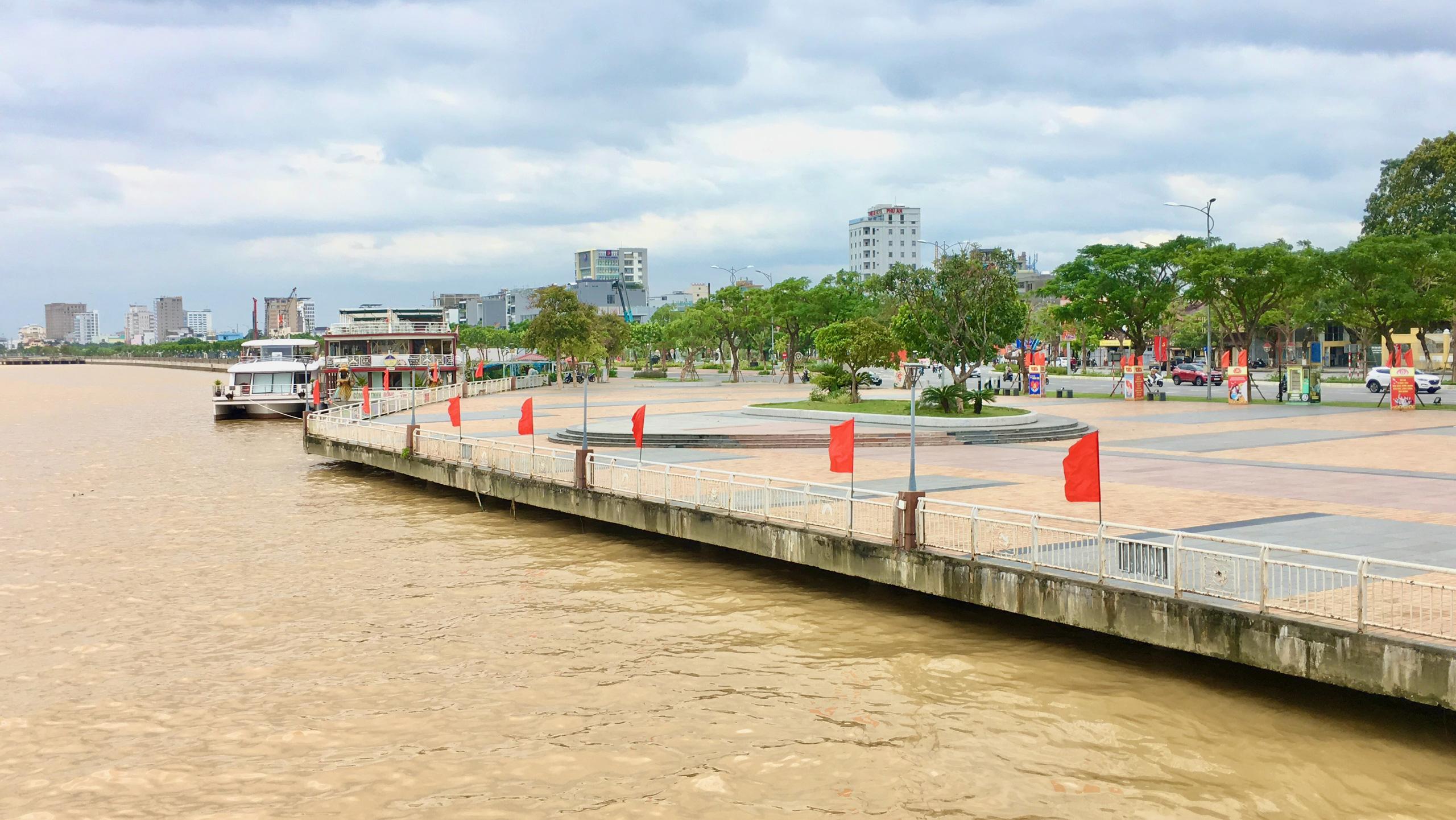 Hạ tầng ven sông Hàn Đà Nẵng hiện tại và trong tương lai - Ảnh 19.