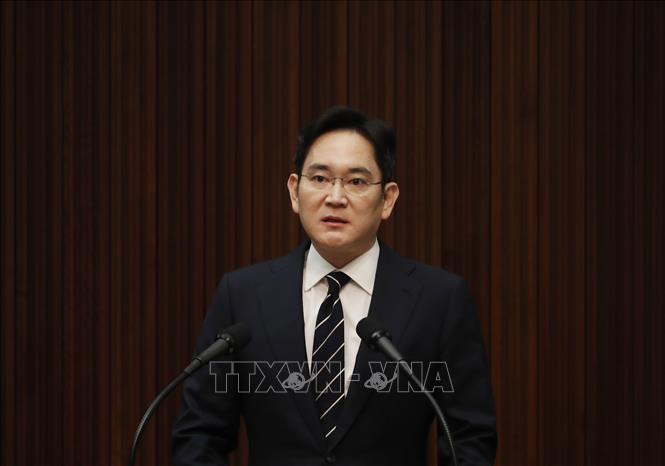 Người thừa kế Samsung trở thành cổ đông giàu nhất Hàn Quốc - Ảnh 1.