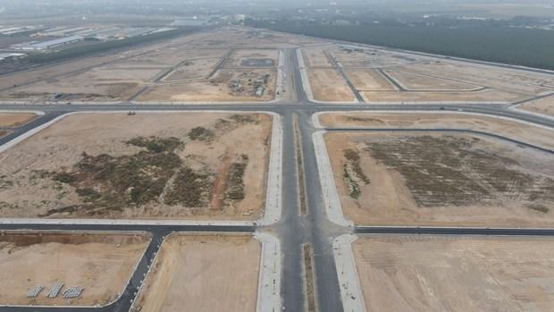 Tập trung xây dựng hạ tầng xã hội khu tái định cư sân bay Long Thành - Ảnh 1.