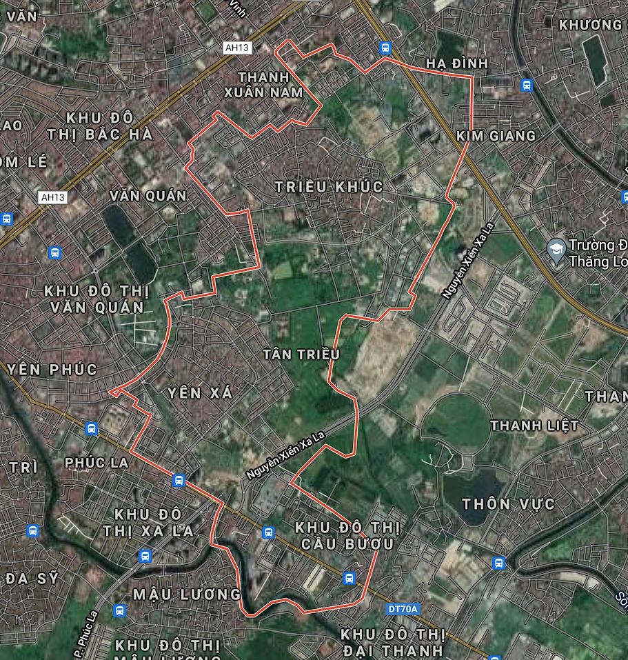 Kế hoạch sử dụng đất xã Tân Triều, Thanh Trì, Hà Nội năm 2021 - Ảnh 2.