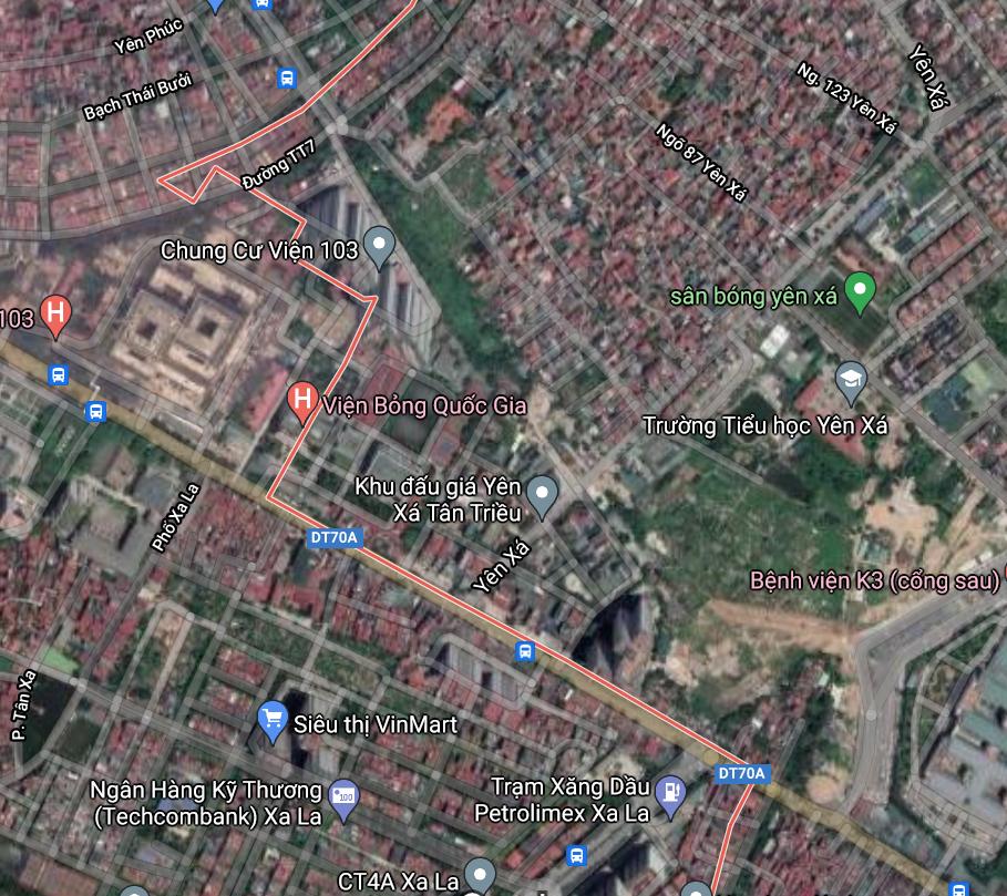 Đường sẽ mở ở xã Tân Triều, Thanh Trì, Hà Nội - Ảnh 2.