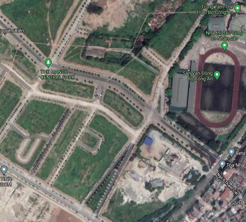 Đường sẽ mở ở xã Thanh Liệt, Thanh Trì, Hà Nội - Ảnh 2.