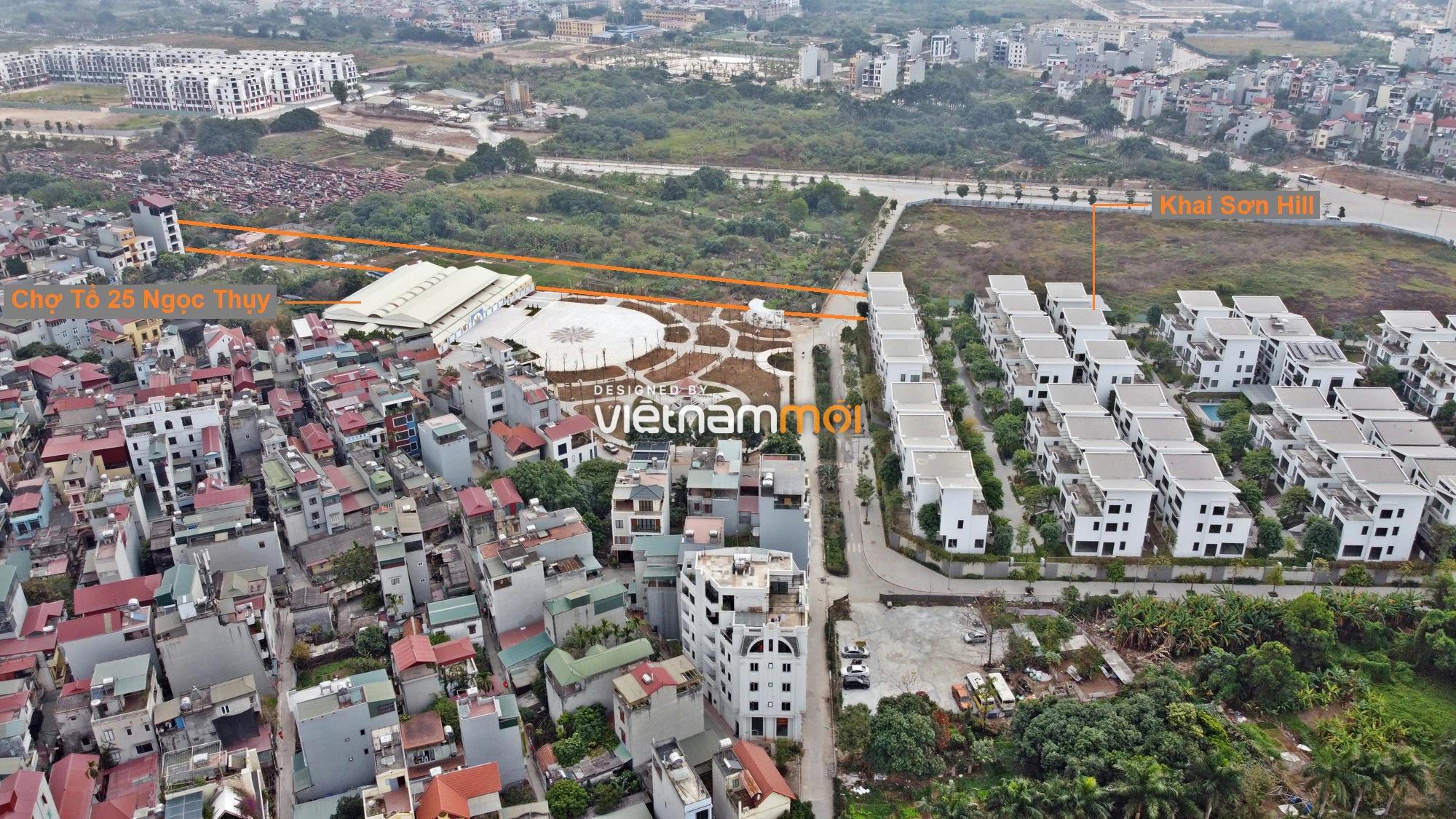 Đường sẽ mở theo quy hoạch ở phường Ngọc Thụy, Long Biên, Hà Nội (phần 5) - Ảnh 6.