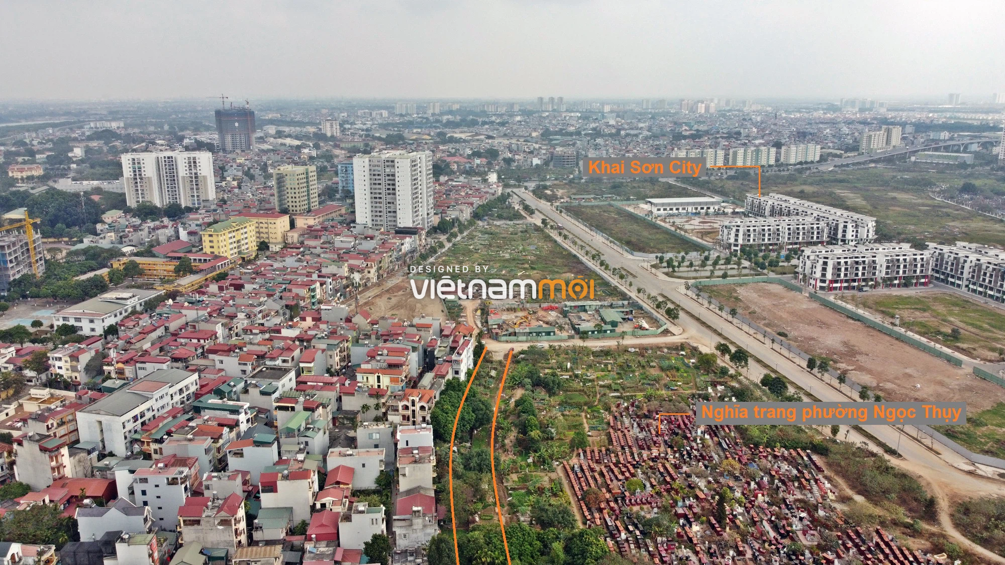 Đường sẽ mở theo quy hoạch ở phường Ngọc Thụy, Long Biên, Hà Nội (phần 5) - Ảnh 8.