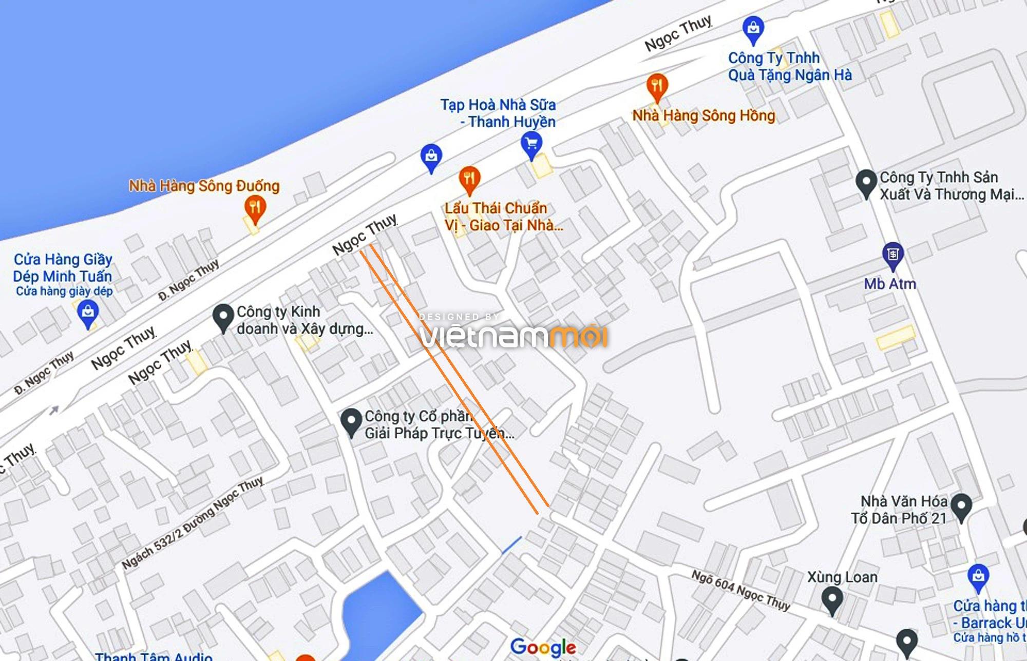 Đường sẽ mở theo quy hoạch ở phường Ngọc Thụy, Long Biên, Hà Nội (phần 5) - Ảnh 9.