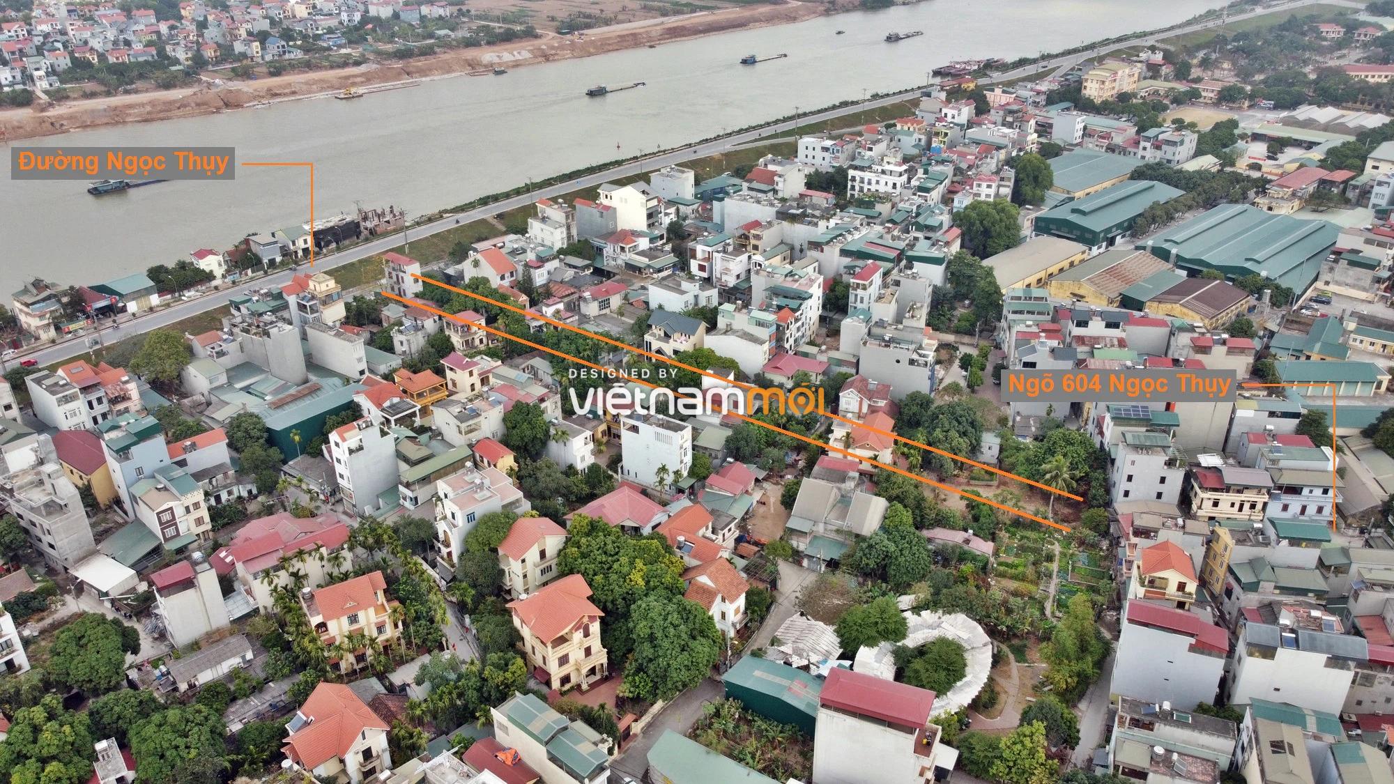 Đường sẽ mở theo quy hoạch ở phường Ngọc Thụy, Long Biên, Hà Nội (phần 5) - Ảnh 10.