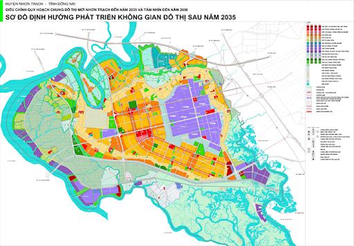 Lập quy hoạch 1/2000 phân khu 4 đô thị mới Nhơn Trạch – Đồng Nai rộng hơn 1.900 ha - Ảnh 1.