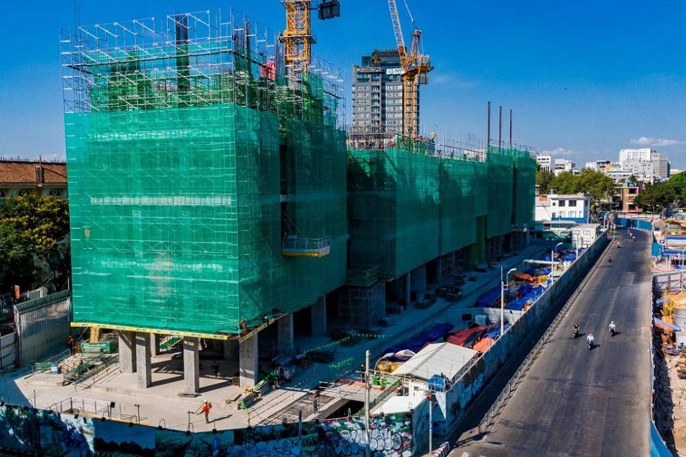 Thương vụ cơ cấu khoản nợ 8.000 tỷ mở đường hồi sinh toà tháp siêu sang tại trung tâm quận 1  - Ảnh 3.