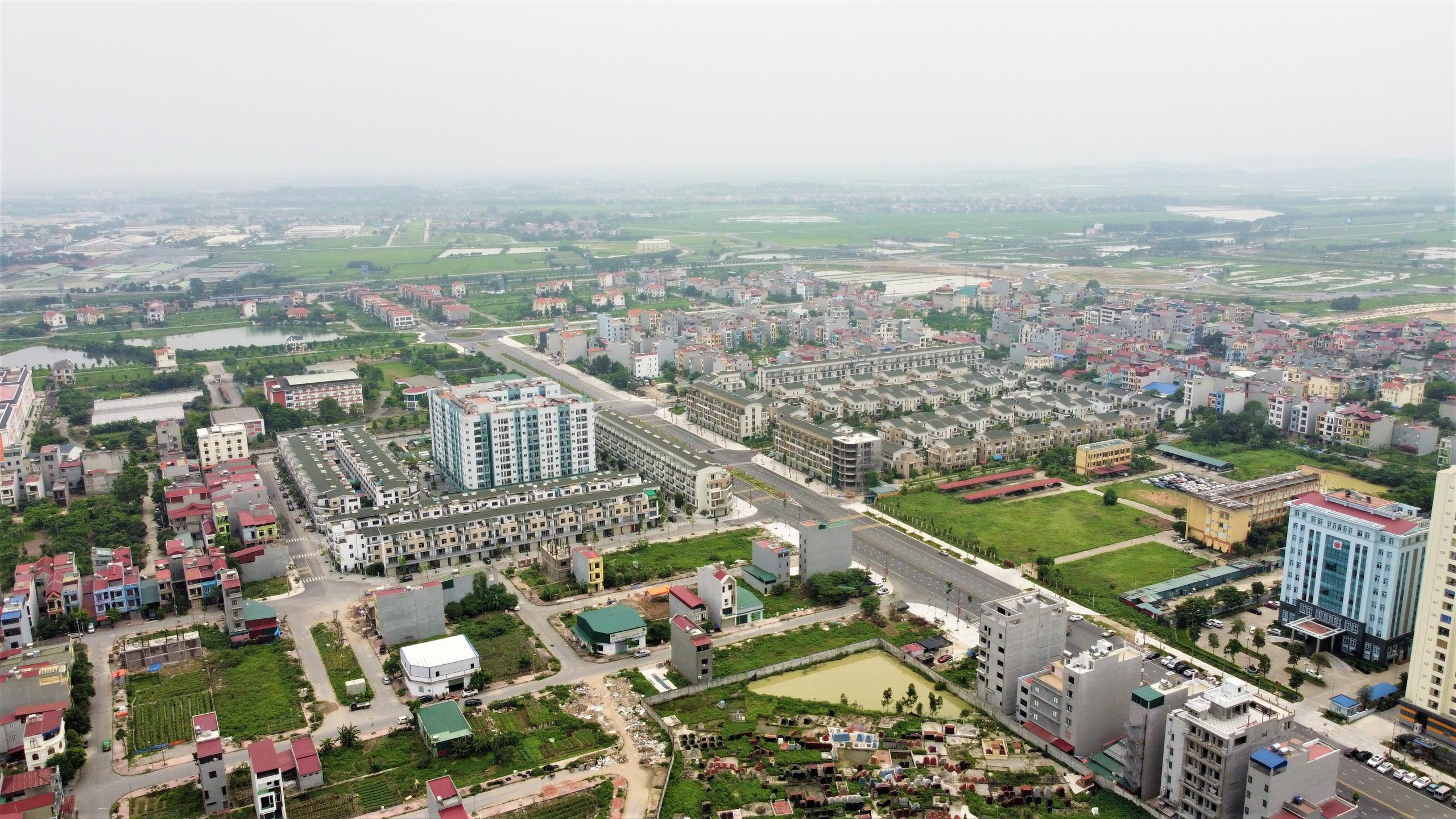 Bắc Ninh có 35 dự án khu đô thị, khu dân cư đủ điều kiện bán, cho thuê - Ảnh 1.